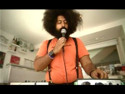 dowdenboy - For more work from Reggie Watts visit http://www.youtube.com/user/ReggieWattsJash For more work from BD visit http://www.youtube.com/user/dowdenboy For more ...