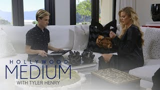 Video Rob Kardashian Sr. Comes Through Via Stuffed Animal | Hollywood Medium with Tyler Henry | E! MP3, 3GP, MP4, WEBM, AVI, FLV September 2018