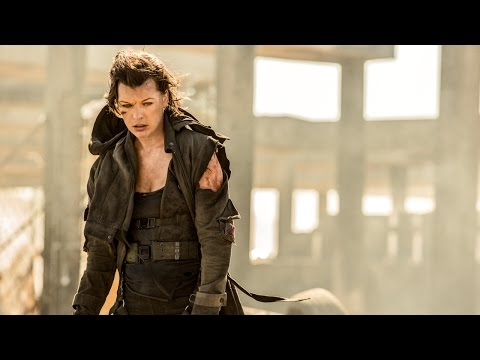 RESIDENT EVIL: THE FINAL CHAPTER - official Trailer 1