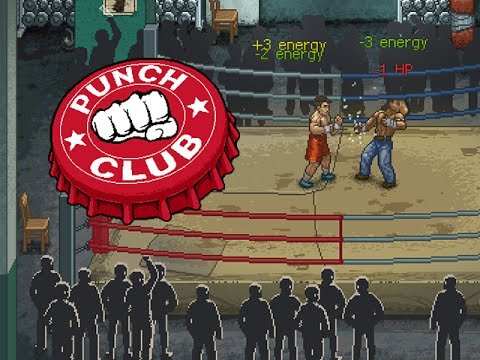 'Punch Club' is like 'Game Dev Story' Meets Rocky with Hefty Doses of '80s and '90s Nostalgia