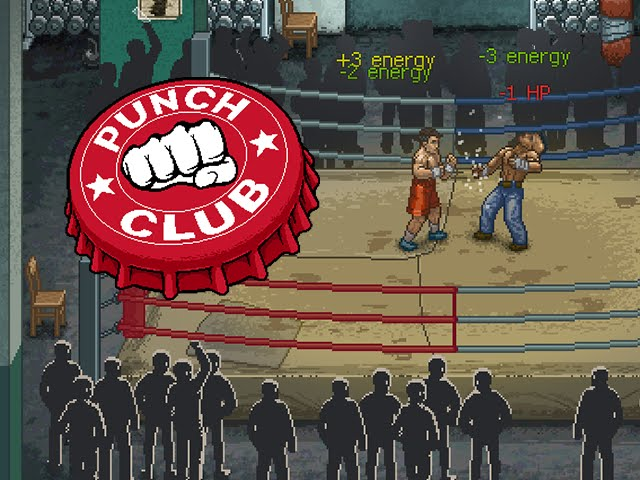 Видео к игре Punch Club
