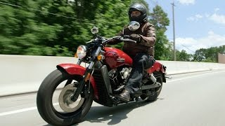 3. Indian Scout Review at RevZilla.com