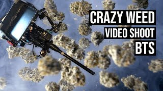 SHOOTING WEED W/ $100K CAMERA GEAR AND TOURING A TESTING LAB!!! by HighRise TV