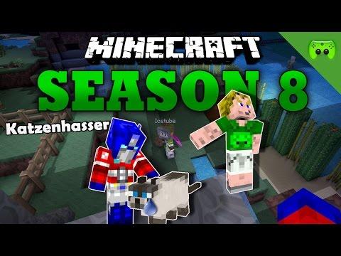 KATZENHASSER «» Minecraft Season 8 # 92 | HD