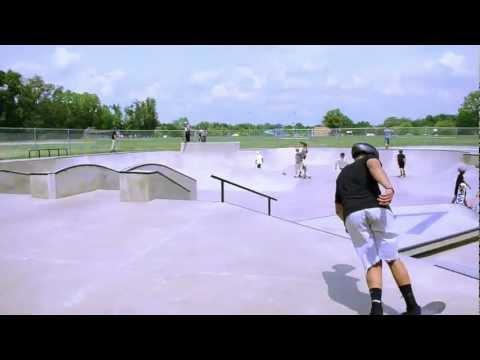 Scott D. Eagles Skate Park Grand Opening