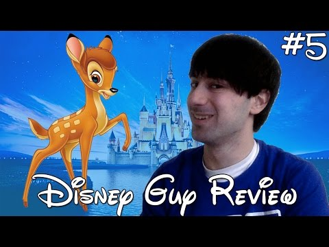 Disney Guy Reviews - Bambi