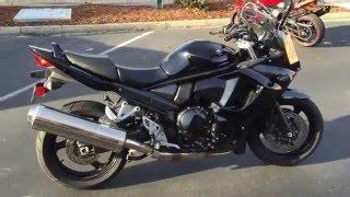 10. Contra Costa Powersports-Used 2011 Suzuki GSX1250FA Bandit w/ABS sportbike