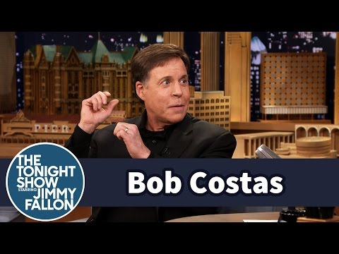 Bob Costas Has a First-Pitch Beef with 50 Cent