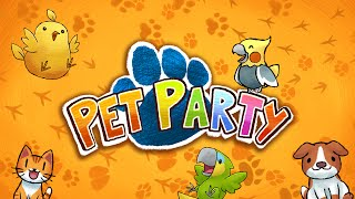 Pet Party - Virtual Animals YouTube video