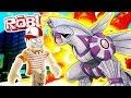 Roblox Adventures  Pokemon Fighters Ex  Palkia Amp Azelf