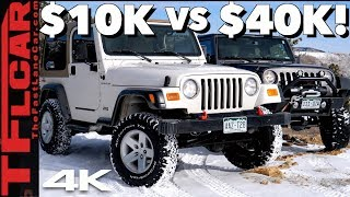 Cheap vs Expensive: Which Jeep Is Better? Cheap Jeep Challenge Ep.7 by The Fast Lane Car