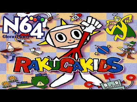 Rakuga Kids - Nintendo 64 Review - Hd