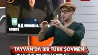 tayvanda bir türk şovmen rıfat karlıova 24e misafir oldu  2.parça
