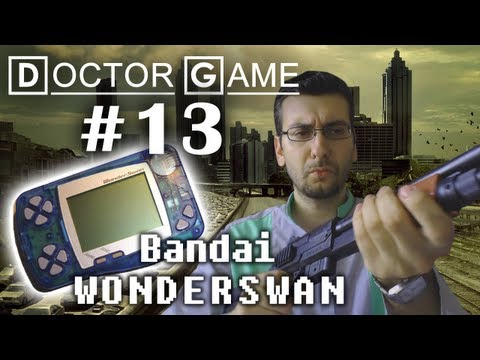 DOCTOR GAME - 13 - Bandai WONDERSWAN