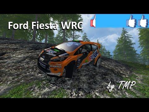 Ford Fiesta WRC v1