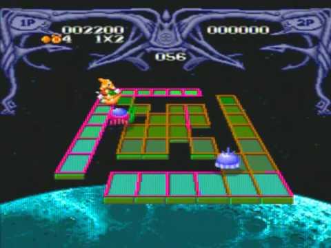 Zoom! Game Sample - Genesis/MD