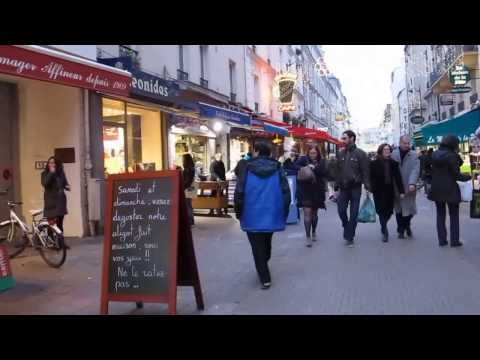Rue Daguerre stroll