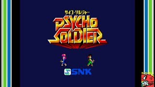 Psycho Soldier (Arcade Emulated / M.A.M.E.) by ILLSeaBass
