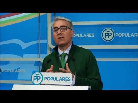 Garrido analiza las rebajas fiscales impulsadas por el Gobierno Regional del PP