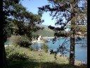 Λίμνη του τεχνητού φράγματος του Δόξα