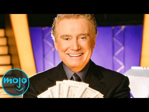 Top 10 Greatest Regis Philbin Moments