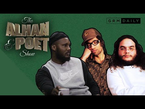 M1llionz talks Birmingham, Going on Big Brother and Girls with Moustaches | The Alhan & Poet Show