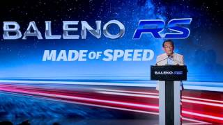 Watch Baleno RS Launch Live