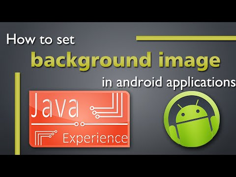 How To Set Background Image in Android Application