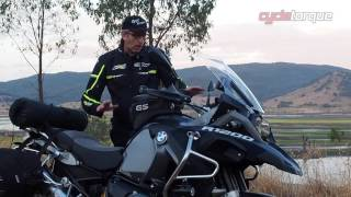10. BMW R 1200 GSA - 2016 model review