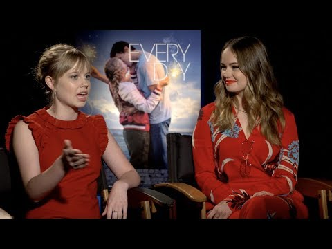 'Every Day' | Angourie Rice and Debby Ryan Spill About the Movie