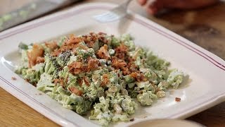 Chef Ian Knauer Recipe –  Fresh Broccoli Salad