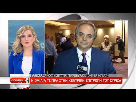 Αλέξης Τσίπρας: Να φτιάξουμε το κόμμα από την αρχή | 3/07/2019 | ΕΡΤ