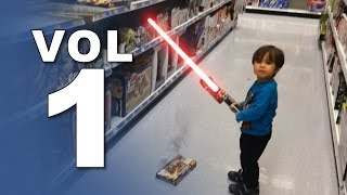 Action Movie Kid - Volume 01 - YouTube