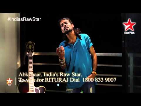 India's Raw Star: Vote for Raw Star Rituraj! 17 September 2014 01 PM