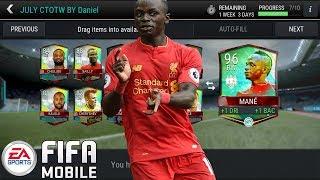 FIFA MOBILE MÓJ NAJLEPSZY OPENING EVER!!!