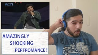 Video JOAN - WHOLE LOTTA WOMAN (Kelly Clarkson) - TOP 15 - Indonesian Idol 2018 Reaction MP3, 3GP, MP4, WEBM, AVI, FLV Mei 2018