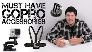 Video Must Have GoPro Accessories | Must Buys For the New GoPro Owner MP3, 3GP, MP4, WEBM, AVI, FLV September 2018