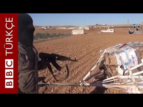 ABD'nin Kürtlere gönderdiği 'yardım' IŞİD'in eline geçti