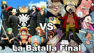 Download Video Los Mugiwaras vs Los Piratas de Barbanegra - TODO LO QUE DEBES SABER EN ONE PIECE MP3 3GP MP4