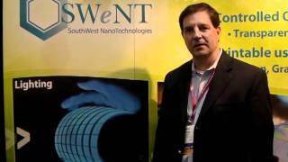 SID 2011: SouthWest NanoTechnologies' Printable Inks