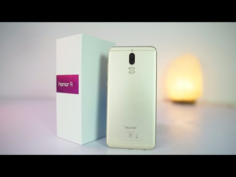 Honor 9i Unboxing and First Impressions, Hands on Review