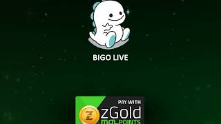 Video Bigo Live: Top-up with zGold-MOLPoints MP3, 3GP, MP4, WEBM, AVI, FLV September 2018