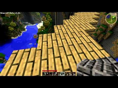preview-Let\'s Play Minecraft Beta! - 073 - Skybridge (ctye85)