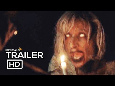 DON'T OPEN YOUR EYES Official Trailer (2018) Horror Movie HD