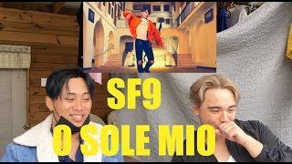 Download Lagu SF9 - O SOLE MIO MV Reaction [FEELIN THE SENSATION] Mp3