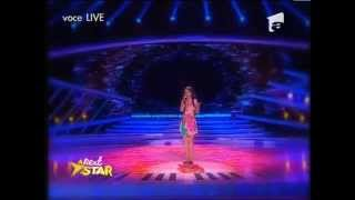 Teodora Sava -Next Star sez.1.2013-One moment in time(Whitney Houston )