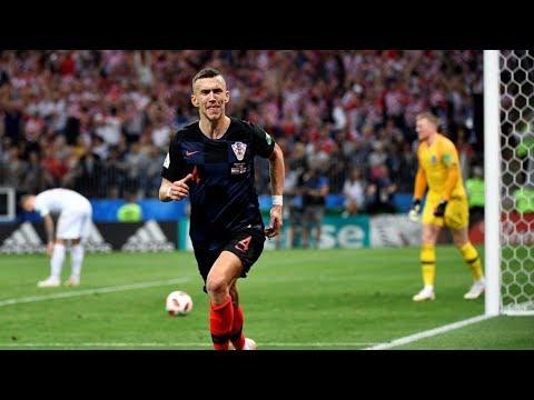 Croacia vs Inglaterra 2-1 | Resumen goles y jugadas Mundial de Rusia 2018 SEMIFINAL