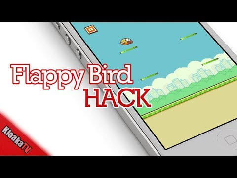 Flappy Bird Hack for easy HighScore with iFile (Jailbreak needed)