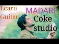 Madari - Clinton Cerejo | guitar lesson | Vishal dadlani | Sonu Kakkar@coke studio season2 video download