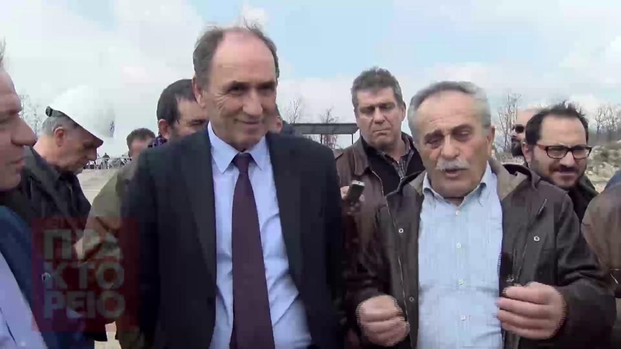 Γ. Σταθάκης: Η κυβέρνηση είναι αποφασισμένη να στηρίξει τη ΔΕΗ